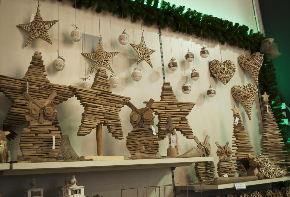 Favoloso Noleggio e vendita di addobbi natalizi per vetrine Turate | L'Emporio SL19