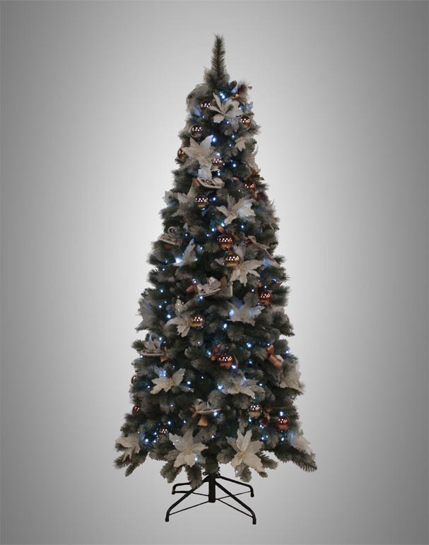 Albero Di Natale Diametro 90.Alberi Di Natale A Noleggio Arese
